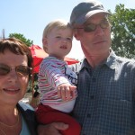 Avec Papy et Grany